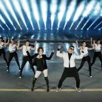 Nya låten från PSY (Gangnam style) - Gentleman