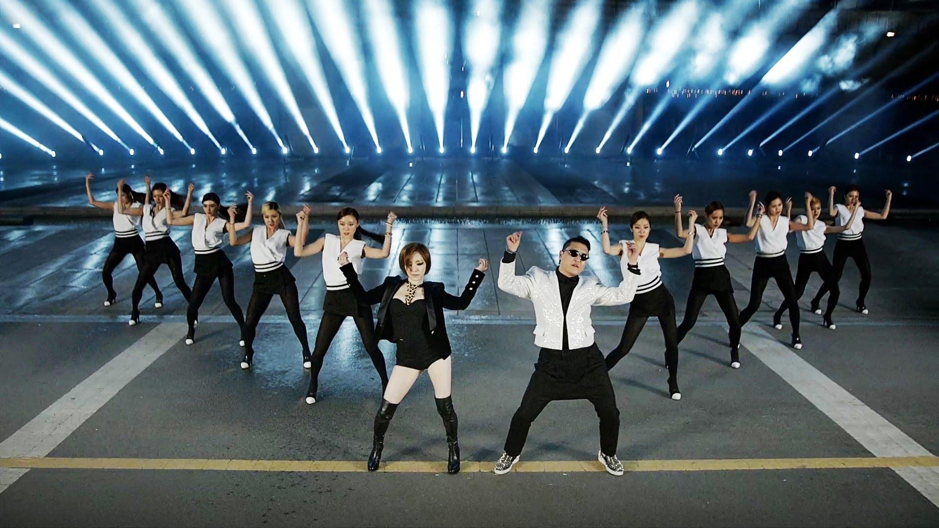Nya låten från PSY (Gangnam style) – Gentleman