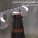 Smart kapsylöppnare för en hand - GrOpener