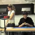 Världens snabbaste på allt möjligt... (video)