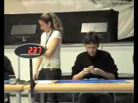 Världens snabbaste på allt möjligt… (video)