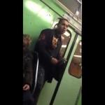 Varning för mobilstöld på tunnelbanan