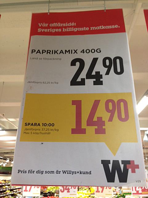 Varning för matbutikernas REA-bluffar: 40 % sänkt är 50 % dyrare!