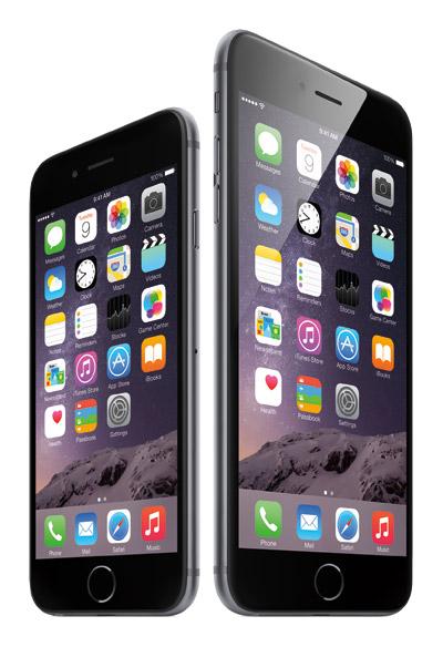 iPhone 6 lanserad: Fakta och priser