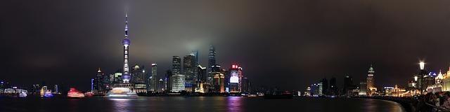 shanghai kina panorama
