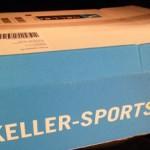 Spåra paket från Tyskland, t.ex. Keller sports via DHL