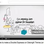 Reklam för Västsvenska paketet på Youtube